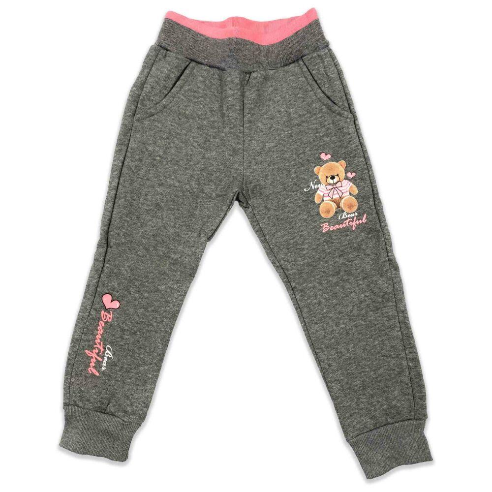 Kislány bolyhos belsejű nadrág