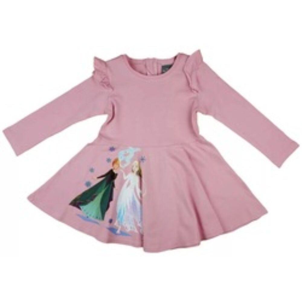 Disney Jégvarázs rózsaszín lányka ruha.