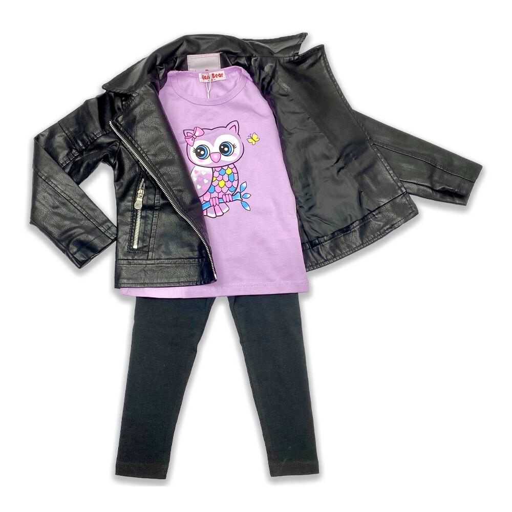 Kislány átmeneti dzseki