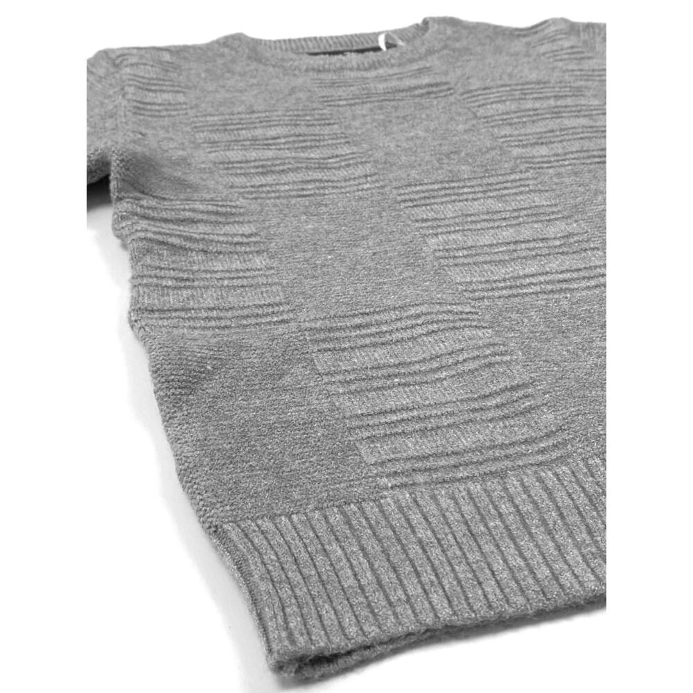 Kisfiú kötött pulóver