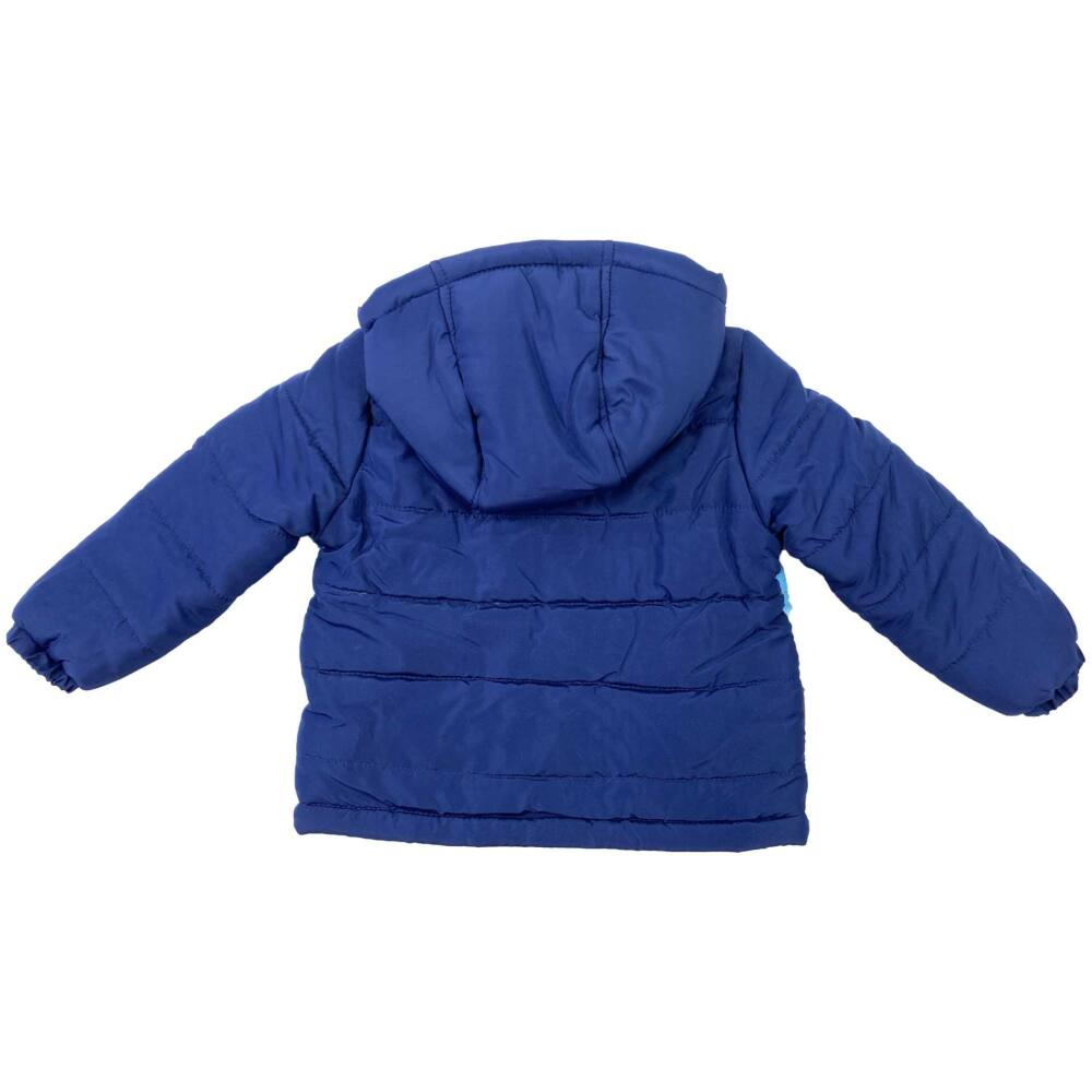 Kisfiú bélelt átmeneti kabát