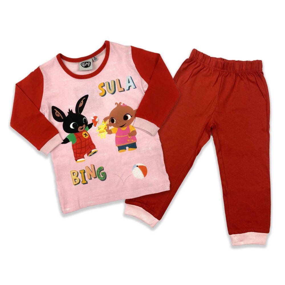 Kislány Bing nyuszis pizsama